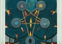 Cinco de Oros del Tarot Thoth