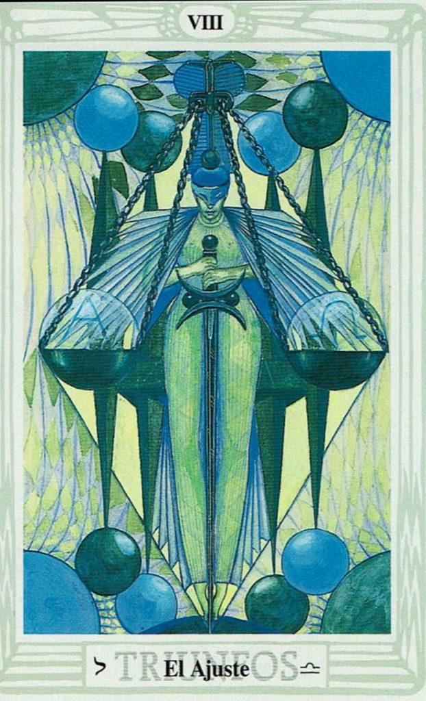 El Ajuste del Tarot Thoth