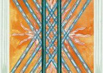Diez de Bastos del Tarot Thoth