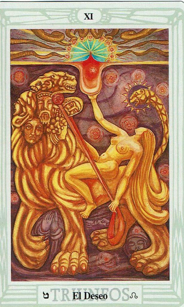 El Deseo del Tarot Thoth