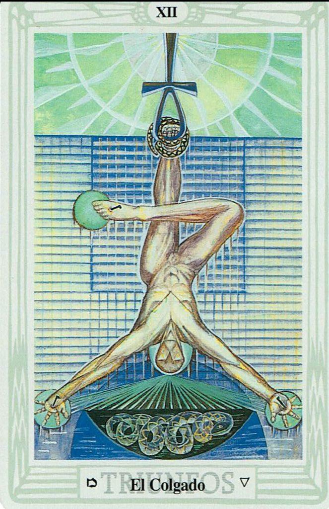 El Colgado del Tarot Thoth