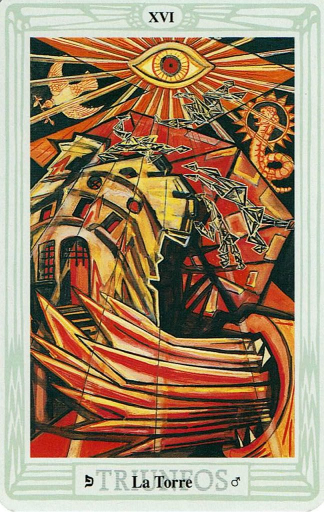 La Torre del Tarot Thoth