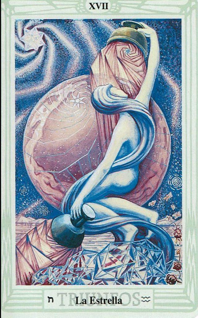 La Estrella del Tarot Thoth