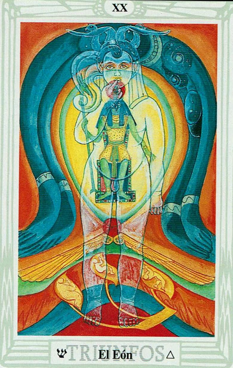 El Eón del Tarot Thoth