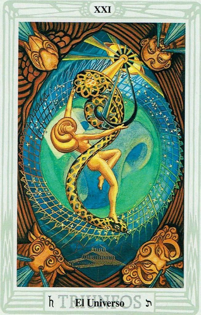 El Universo del Tarot Thoth