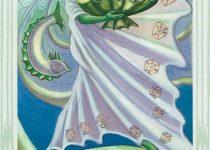 Princesa de Copas del Tarot Thoth